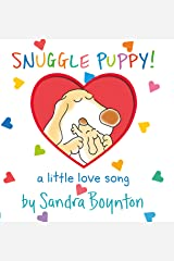 Snuggle Puppy! (Boynton on Board) Board book