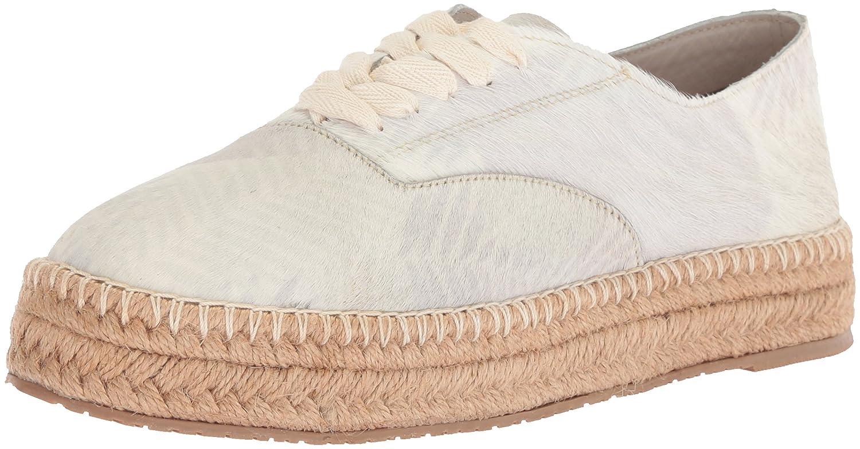 KAANAS Women's Montauk Lace-up Espadrille Sneaker B075MPNM9H 10 B(M) US|Palms