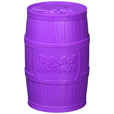 Barrel Of Monkeys A2042 Barrel Of Monkeys, Color May Vary: Toys & Games