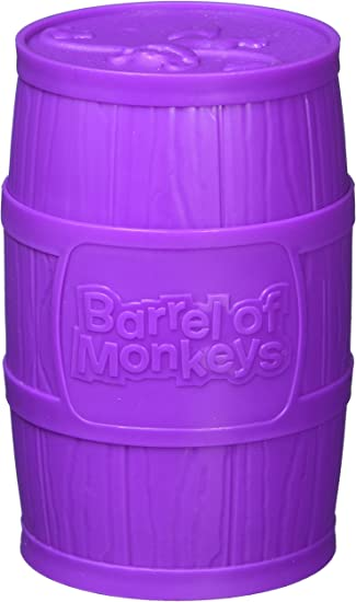 Barrel Of Monkeys A2042 Barrel Of Monkeys by Hasbro: Amazon.es: Juguetes y juegos