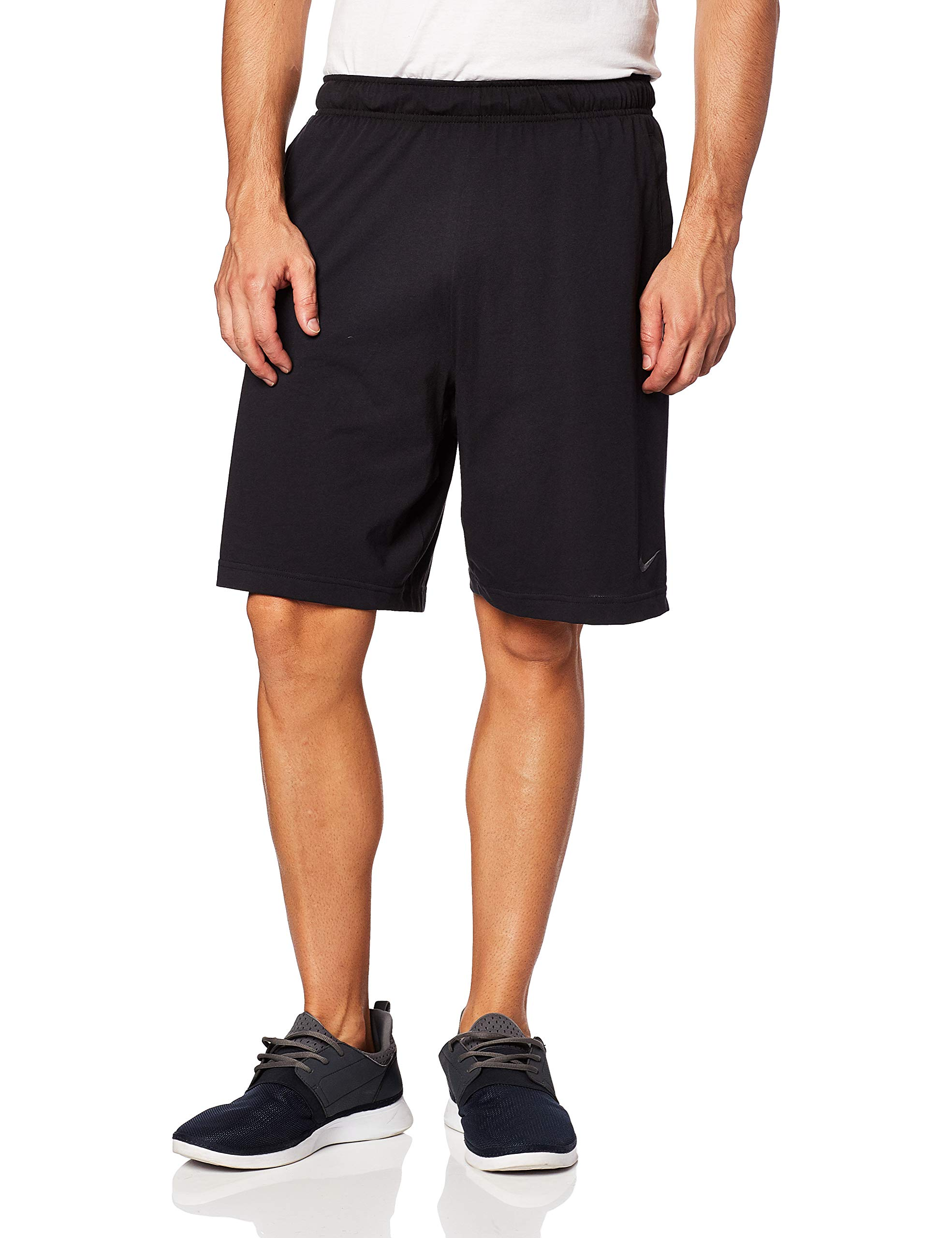 Nike Men's Training Short Black/Anthracite Size Small by Nike