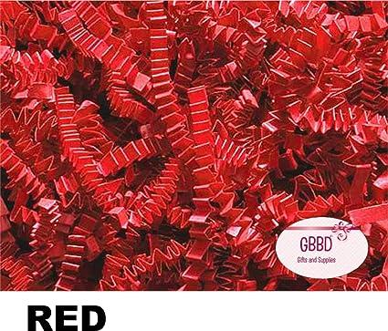 Caramel G 10 Lb Crinkle Cut Paper Shred Gift Bag Basket Filler Bedding