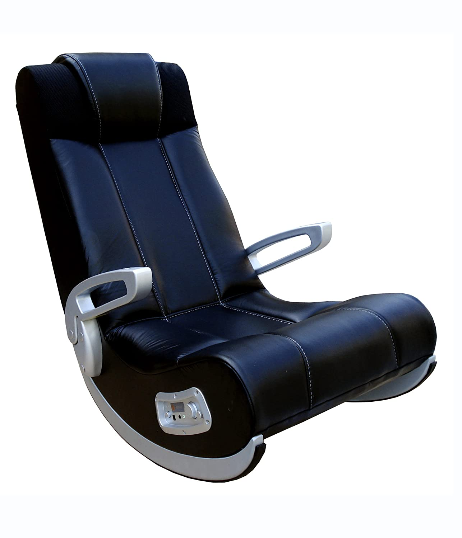 Amazon.com: X Rocker 5127301 Ii Se Black Wireless/Rails/Ff Speakers/Silver  Plastic Arms: Sports U0026 Outdoors