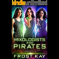 Mixologists and Pirates Box Set (Books 1 - 3)