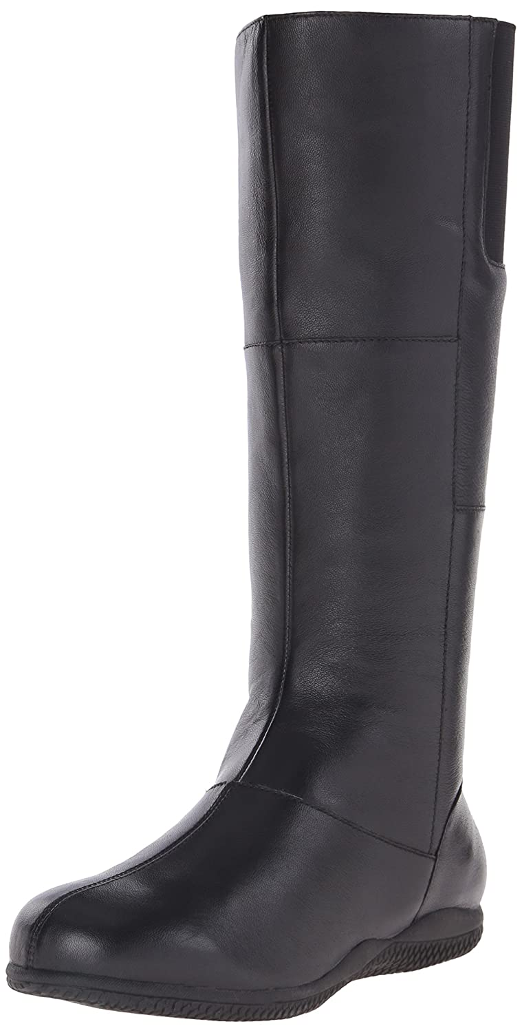 SoftWalk Women's Hollywood Winter Boot B00S01H3LU 7 W US|Black