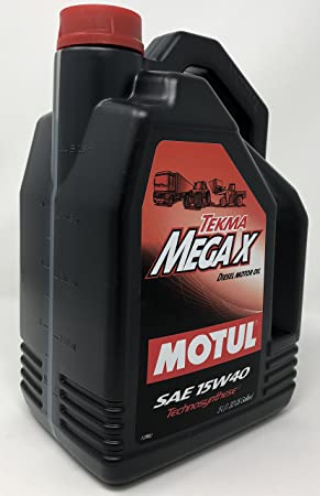 Aceite Motor Lubricante SHPD Camión - Motul Tekma Mega X Sae ...