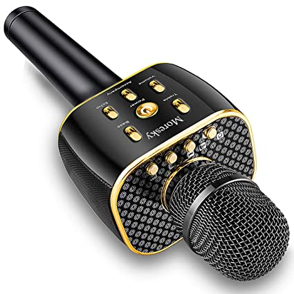 Review Moresky Karaoke Microphone Wireless