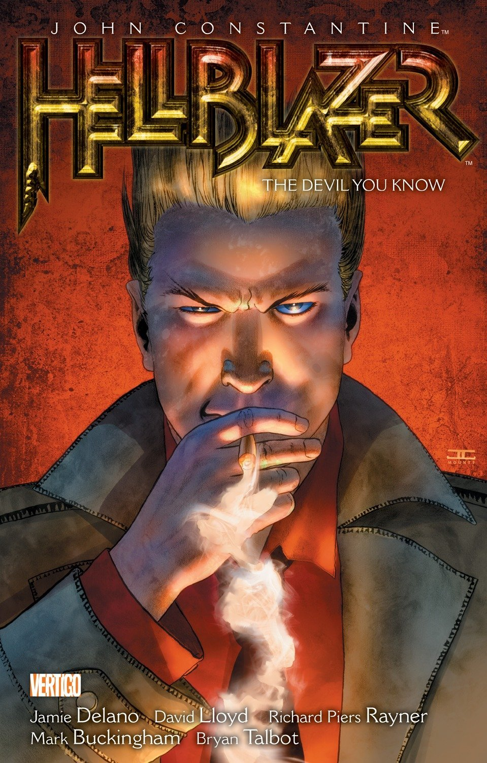 John Constantine Hellblazer Vol. 2  The Devil You Know  New Edition