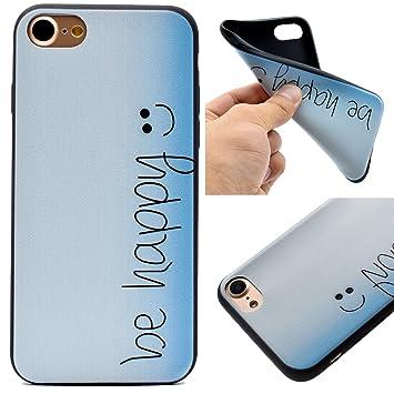 Iddi-Case ® iPhone 5 6s 7 Plus Funda, Ultra Cubierta Fina de ...
