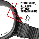 Professional Snorkel Set - Anti-Fogging, Tempered
