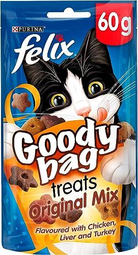 Felix Goody Bag Original Mix 60 g Pack of 8