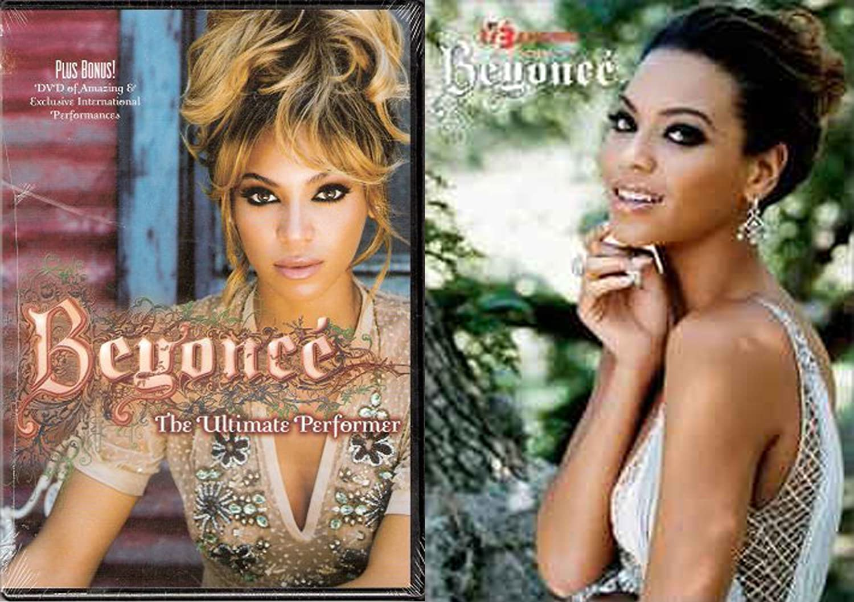 Amazon Com Beyonce 2 Dvd Bundle The Ultimate Performer Mtv Tr3 En Espanol With Shakira Movies Tv