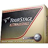 Bridgestone TS Extra Distance 1 Dozen Golf Balls White