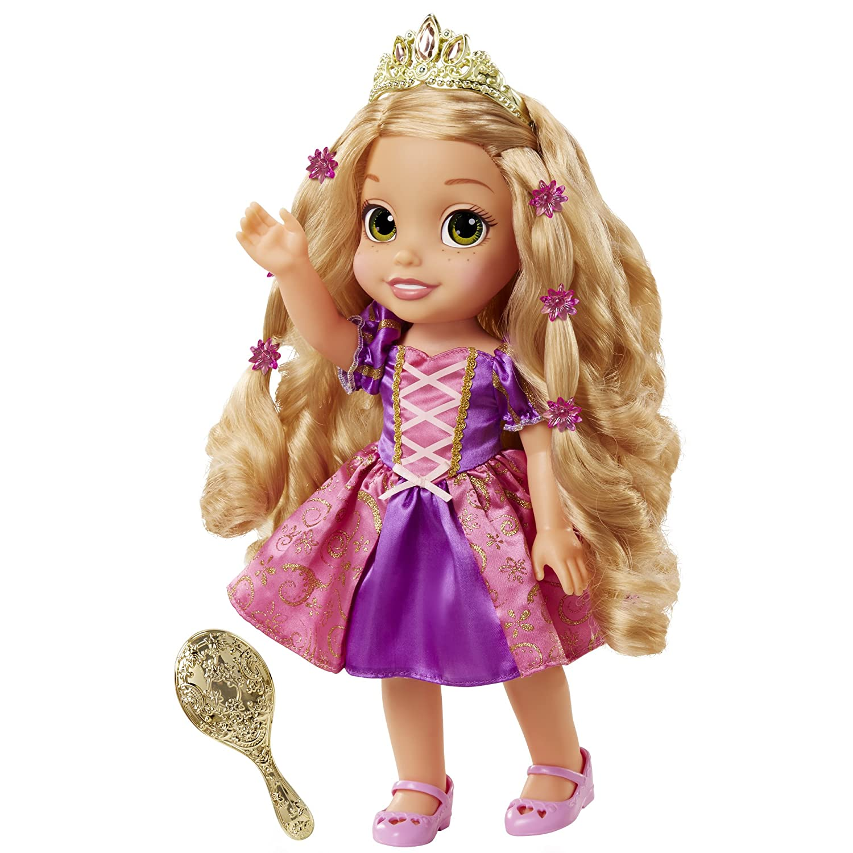 Disney Princess Hair Glow Rapunzel Amazon Toys & Games