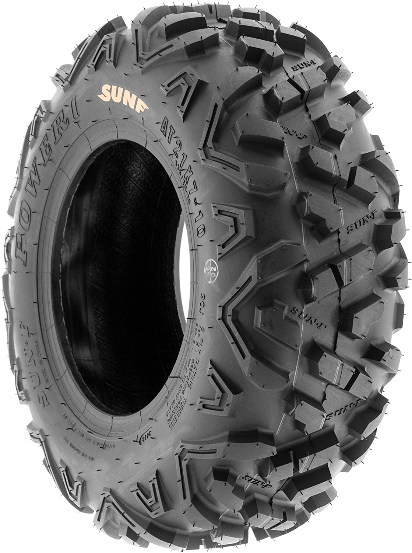 SunF Power.II 16x8-7 AT all-terrain ATV Go-Kart Off Road Tire Tubeless A051 6 PR