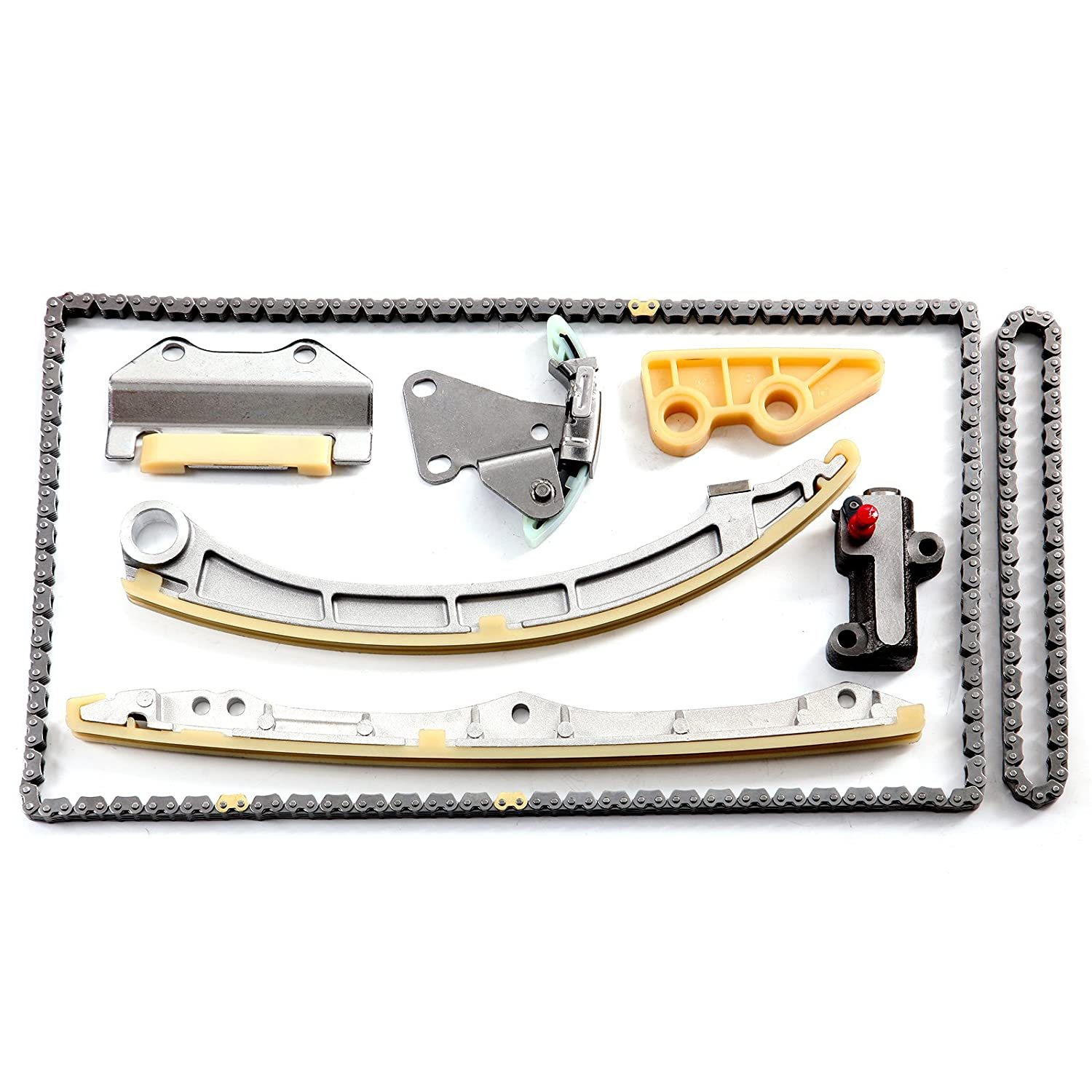 ECCPP Timing Chain Kit-noGear for 02-09 Honda Civic Acura RSX 2.0L K20A3 K20A2 K20Z3 K20Z1 052143-5211-1359341