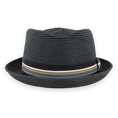 e103facf1283c Best Pork Pie and Stingy Hats For Men ( Updated 2019 ) - Cool Men ...