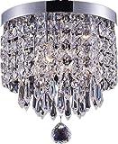 Smart Lighting-Shupregu 3-Light Modern Crystal