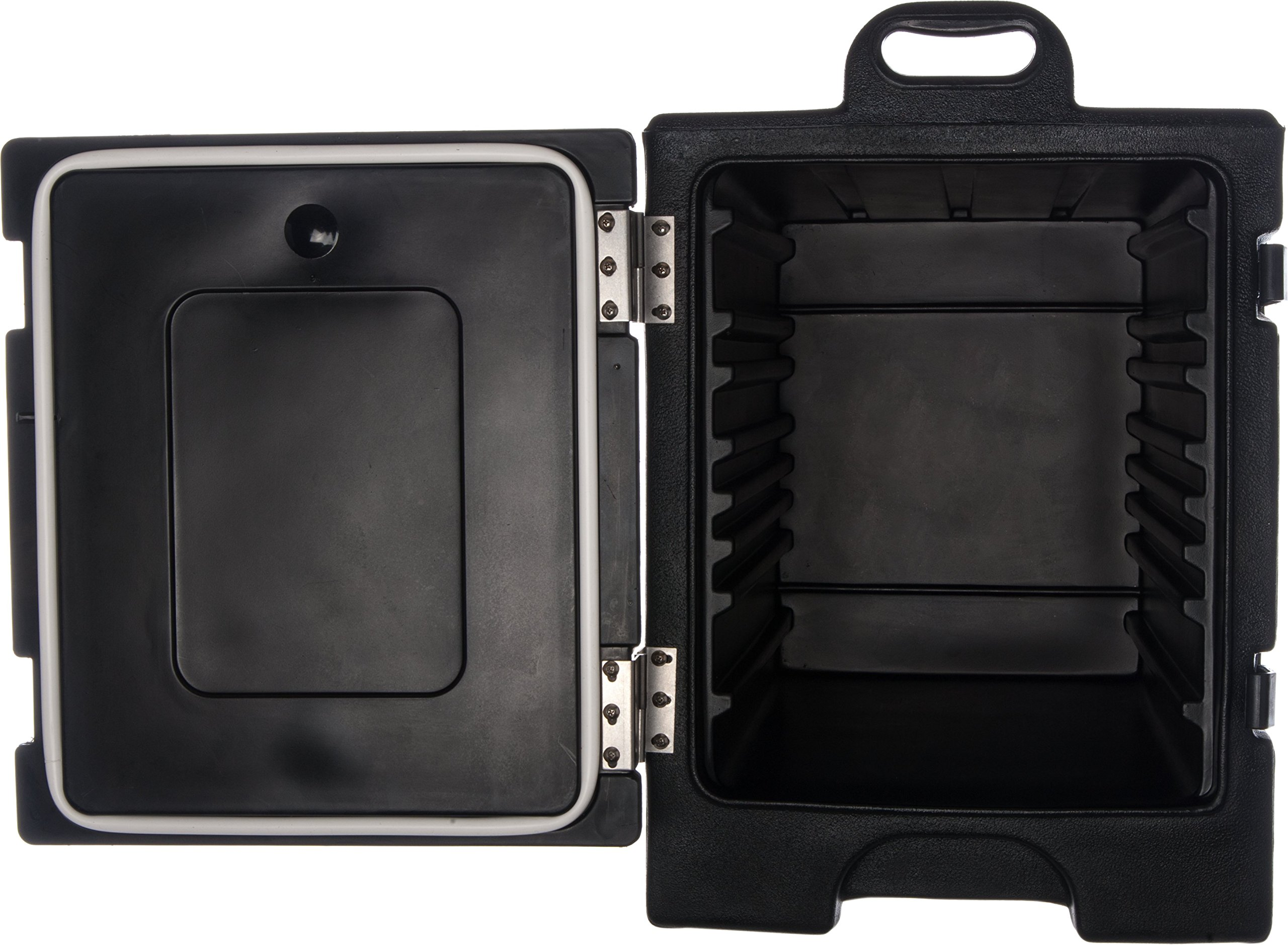 Carlisle PC300N03 Cateraide End-Loading Insulated Food Pan Carrier, 5 Pan Capacity, Black by Carlisle (Image #4)