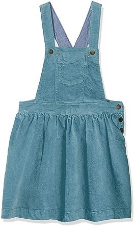 9582de294 Fat Face Girl s Evie Cord Pinafore Dress  Amazon.co.uk  Clothing