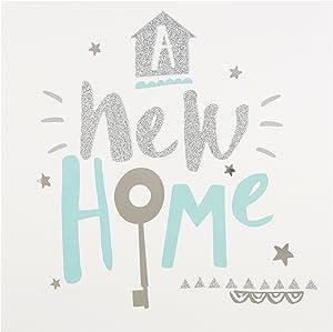 Hallmark 25488808 New Home Card