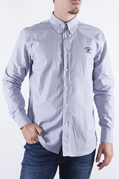 Beverly Hills Polo Club - Camisa Casual - Manga Larga - para ...