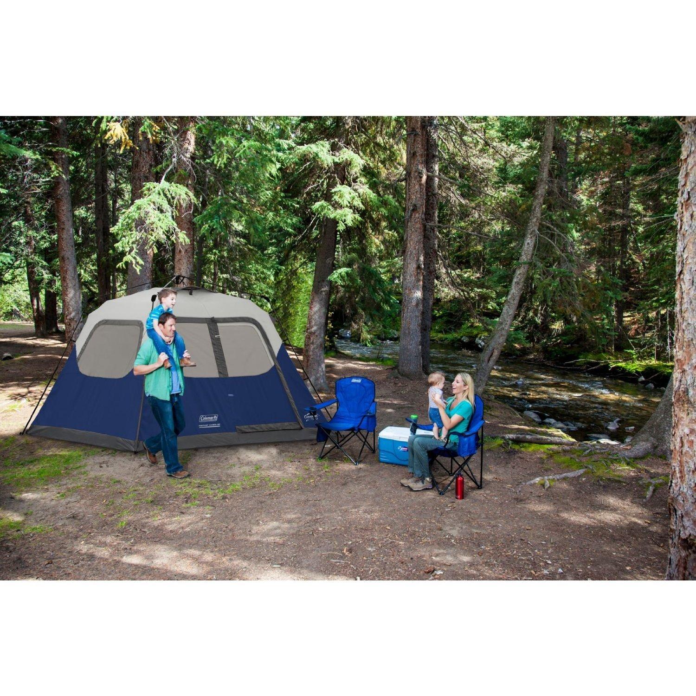 Coleman 6-Person Instant Tent Blue by Coleman (Image #7)