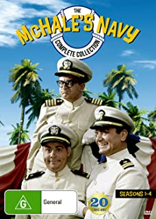Amazon com: McHale's Navy: The Complete Series: Ernest Borgnine