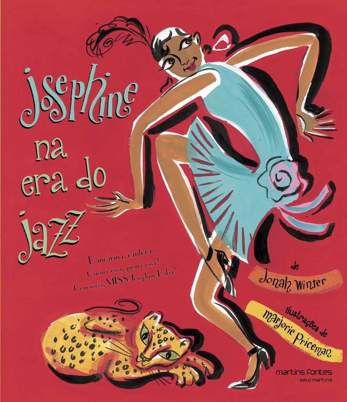 Josephine na Era do Jazz (Em Portuguese do Brasil) pdf