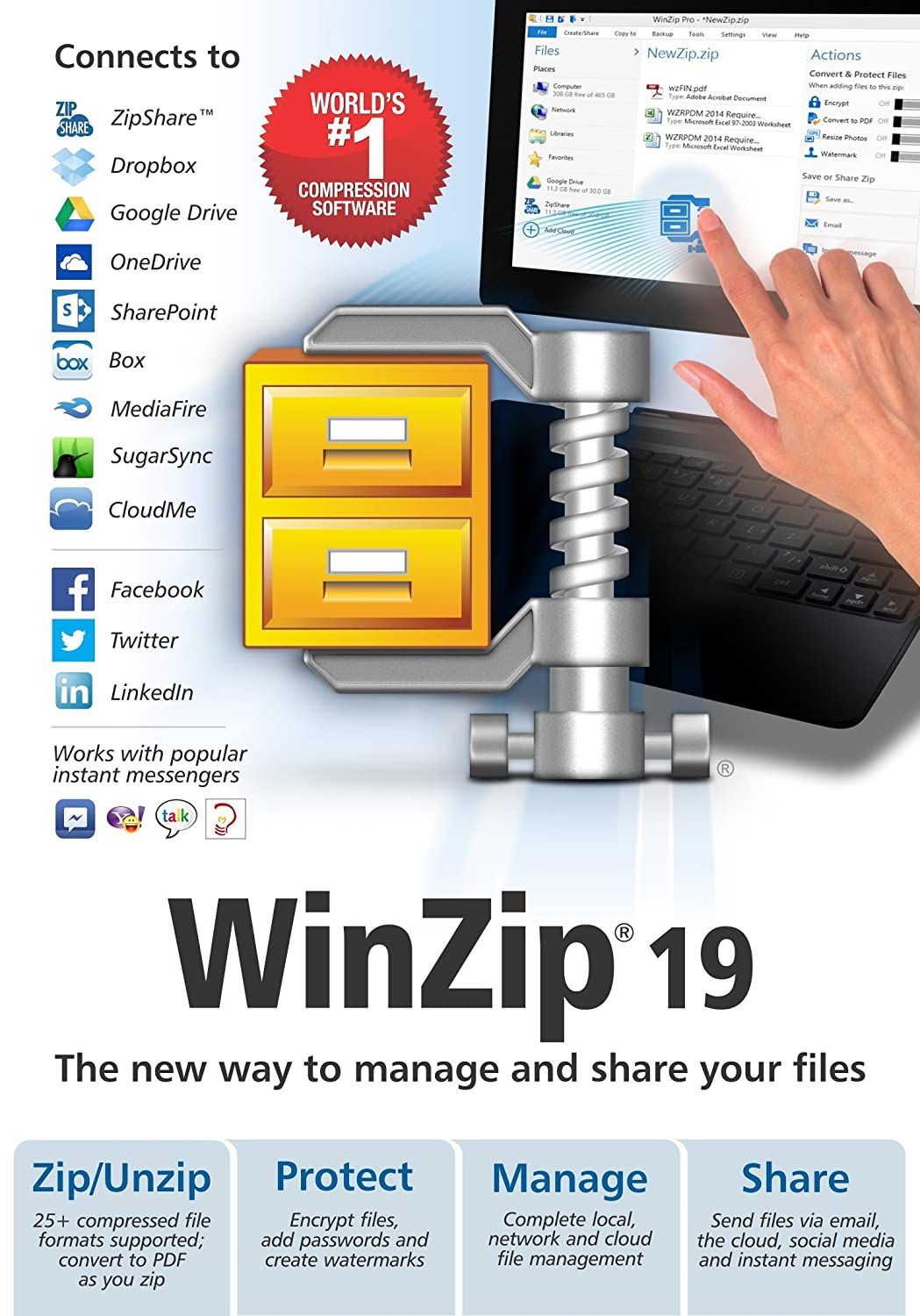 WinZip 19 21 Day Free Trial [Download] (Old)