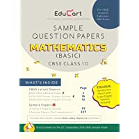 Educart CBSE Sample Question Papers Class 10 Mathematics (Basic) For February 2020 Exam