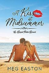 A Kiss at Midsummer: A Sweet Beach Romance (The Royal Palm Resort Book 1) Kindle Edition