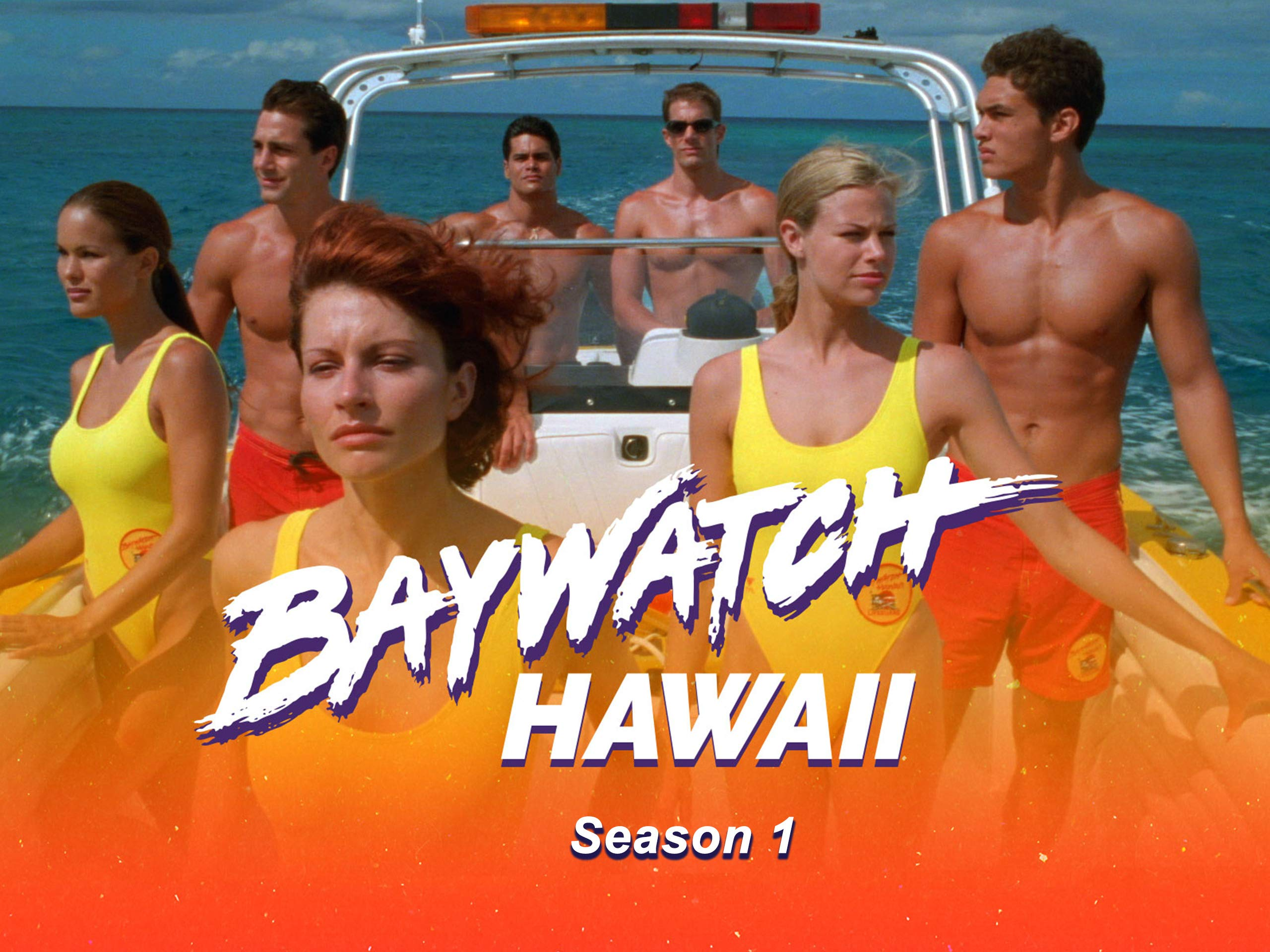 Baywatch Hawaii - Season 1