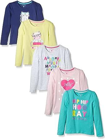 Primark Calcetines Cars Camiseta de Manga Larga, Azul, Rosa ...