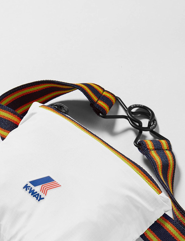 K-Way Giacca con Cappuccio Unisex-Bimbi