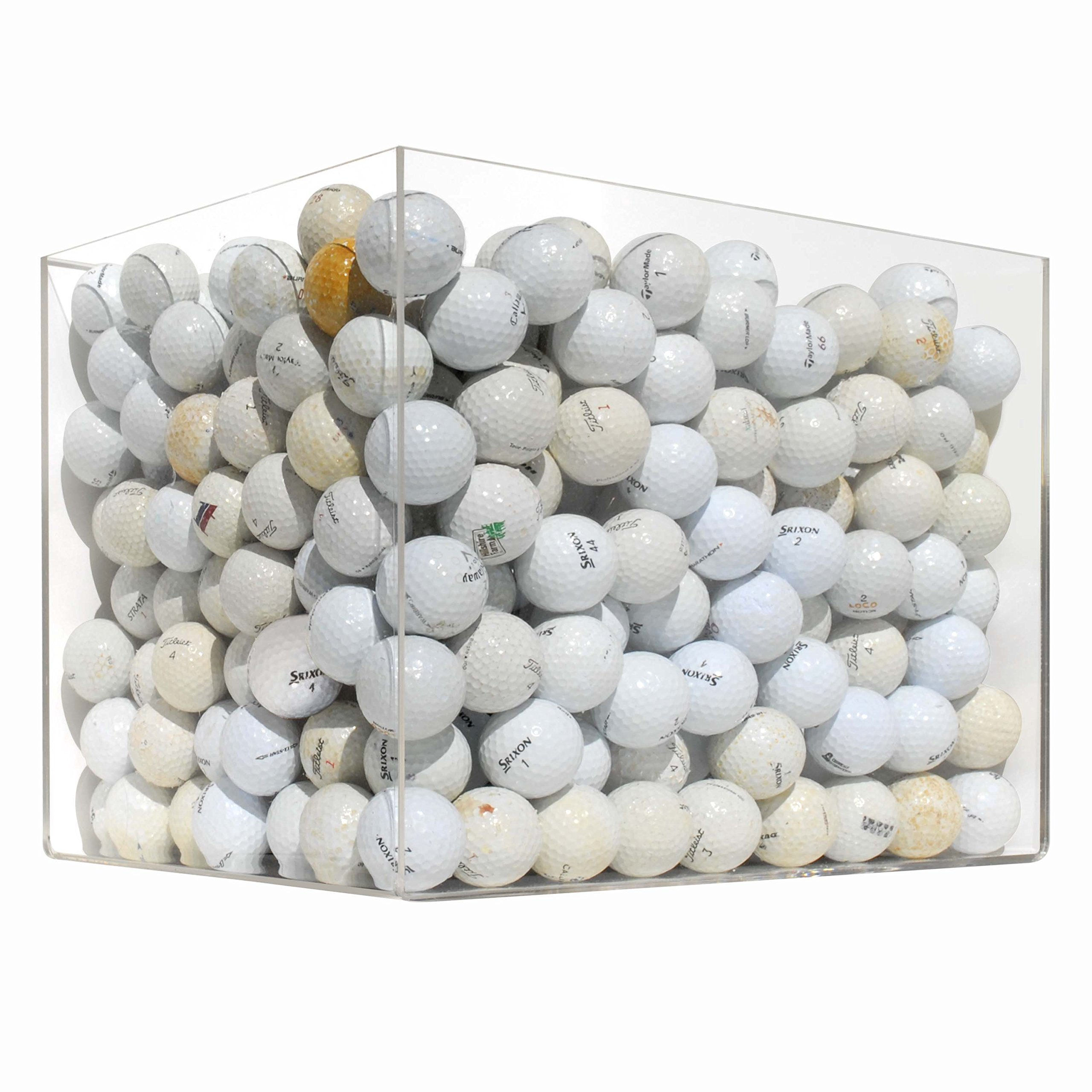 1500 D Grade Range Balls, Hit Away - Used Golf Balls