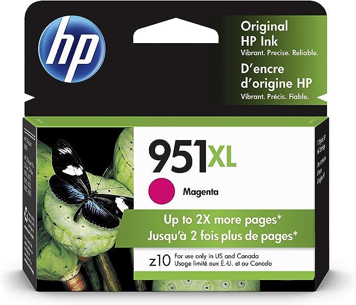 HP 951XL | Ink Cartridge | Magenta | CN047AN