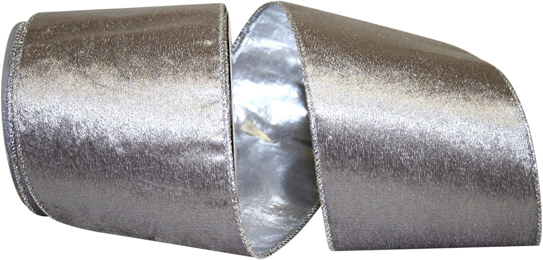 Gold 50 Pieces Reliant Ribbon 67040-035-S1U Medium Metallic Rd Floral Accessories