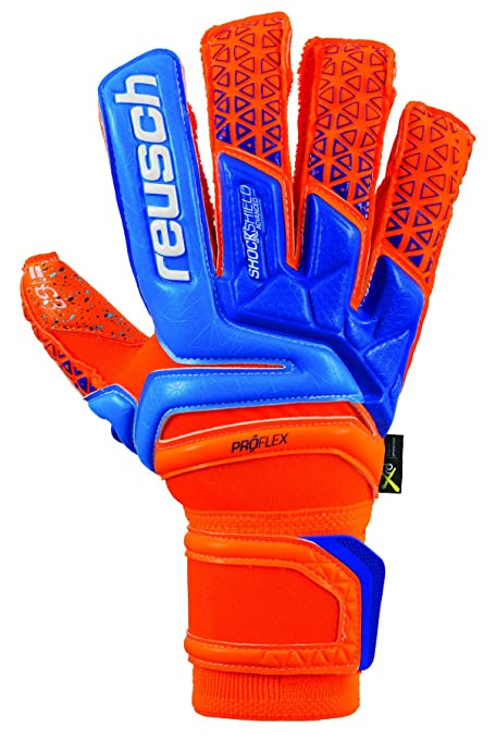 Buy Reusch Soccer Prisma Supreme G3 Fusion Goalkeeper Gloves Online at Low  Prices in India - Amazon.in 16f5a5919317