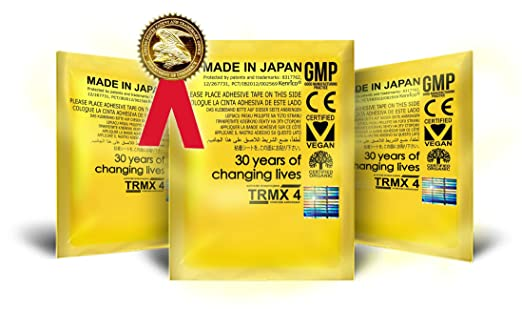 60 Kenrico Gold TRMX4 with Carbon Titanium Adhesives