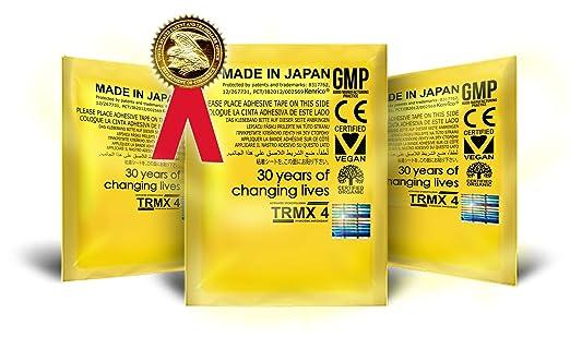 60 Kenrico Gold TRMX4 with Carbon Titanium Adhesives