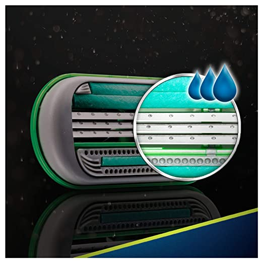 Gillette Body cuchillas de recambio de maquinilla para depilar - 4 unidades: Amazon.es: Amazon Pantry