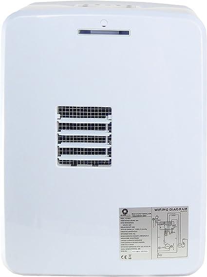 DynaSun - PC9-DM2A. Aparato de Aire acondicionado portátil ...
