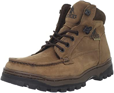 Rocky Men's FQ0008723 Hiking Boot, Light Brown, ...