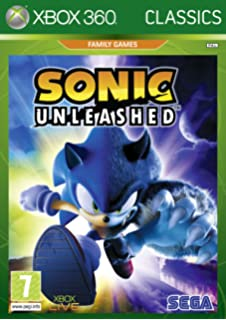 Sonic The Hedgehog Xbox 360 Amazon Co Uk Pc Video Games