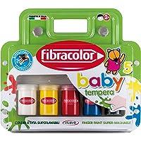Fibracolor bebé Color de pintura Tempera Super lavable