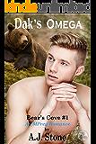 Dak's Omega: A MM/MPreg Romance (Bear's Cove Book 1)