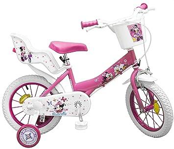 TOIMSA Minnie Mouse para Bicicleta Infantil, 613u: Amazon.es: Juguetes y juegos