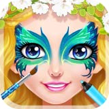Face Paint Princess Salon - Makeup, Makeover, Dressup and Spa Games