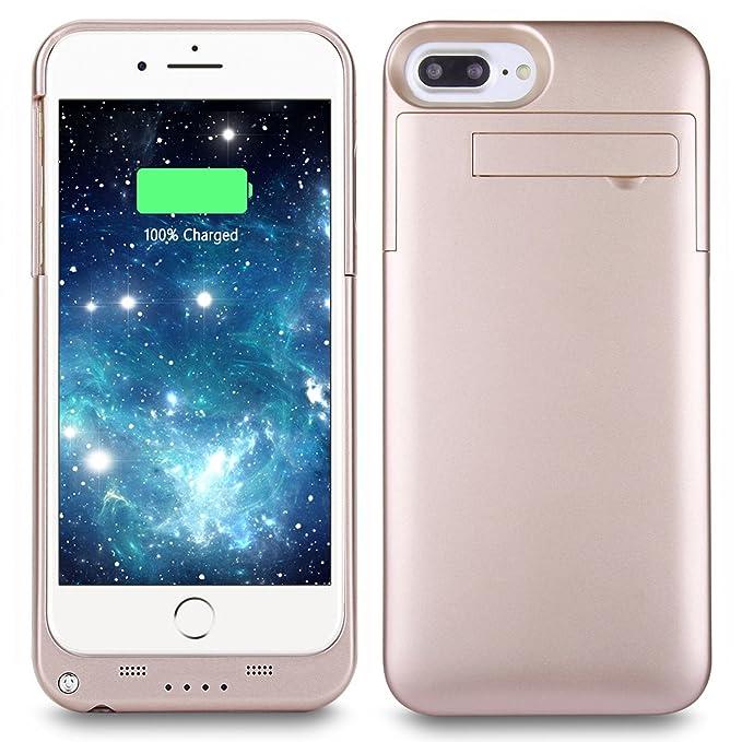 Batería para iPhone 7 caso Muze Ultra Slim batería portátil ...